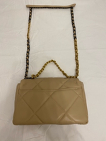 Used Chanel bags (copy) x2 beige and black  in Dubai, UAE