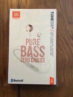 Used JBL TUNE 205BT PURE BASE BLUETOOTH in Dubai, UAE