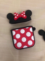 Used Cute AirPods Minnie Case NEW in Dubai, UAE