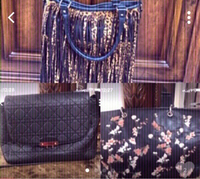 Used 3 pcs preloved bags in Dubai, UAE
