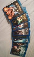 Used Harry Potter all series in Dubai, UAE