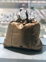 Used Authentic Burberry Tote Bag in Dubai, UAE
