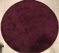 Used IKEA Purple Rug in Dubai, UAE
