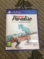 Used Paradise ps4 game in Dubai, UAE