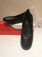 Black Ladies shoes EU37