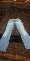 Used Miss Sixty flared jeans Size 26 in Dubai, UAE