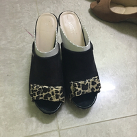 Black tiger Shoes Size38