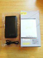 Used Slim Power bank pocket size 5,000mah in Dubai, UAE