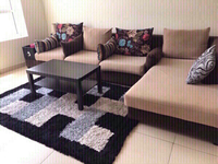 Used L shaped Sofa 5 seater.  in Dubai, UAE