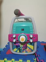 Used Trolls Disco Party Karaoke Machine Kids in Dubai, UAE