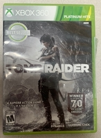 Used Tomb raider Xbox 360 NTSC in Dubai, UAE