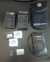 Used Canon elph 110 hs (PRICE IS NEGOTIABLE) in Dubai, UAE