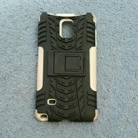Used Ultra Protective Cover Note 4 With Stand in Dubai, UAE