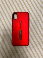 Used Iphone X case with Finger Holder  in Dubai, UAE