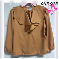 Used Casual Blouse (from Thailand)  in Dubai, UAE