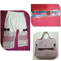 Used Mini handbag & kids pant & watch in Dubai, UAE