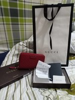 Used Gucci Wallet used once like new in Dubai, UAE