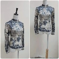 Used Highneck tiger top fashionable in Dubai, UAE