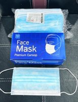 Used Face Mask 3 ply in Dubai, UAE