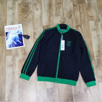 Used Versace Jacket for Lady - Black/Green in Dubai, UAE