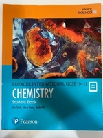 Used Chemistry Edexcel IGCSE Textbook  in Dubai, UAE