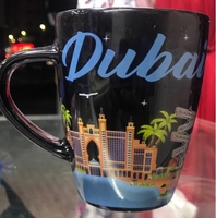 Used Dubai skyline printed mug in Dubai, UAE