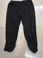 Used Black leggings size S/M in Dubai, UAE