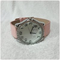 Used Pink watch brand new for lady. in Dubai, UAE
