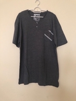 Men's Casual Shirt XL Grey NEW
