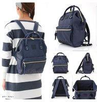 Original Anello backpack - navy blue