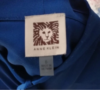 Used Anne Klein shirt sky blue  in Dubai, UAE