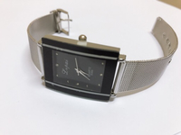 Used Quartz ladies watch silver in Dubai, UAE