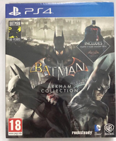 Used Ps4 batman arkam collection in Dubai, UAE