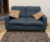 Used 2 seated sofa 🛋 100 aed only! in Dubai, UAE