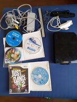 Used Wii with  games in Dubai, UAE