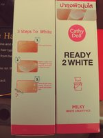 Used Ready 2 White ♥ ( Whitening Cream)100ml in Dubai, UAE