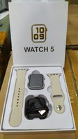 Used New Series 5 Smart watch Gold in Dubai, UAE