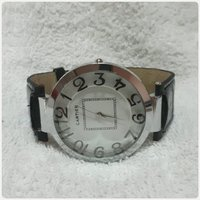 Used New CARTIER watch for lady.. in Dubai, UAE