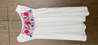 Used Shirt white with embroidery size 12 in Dubai, UAE