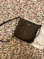 Used Coach sling bag AUTHENTIC in Dubai, UAE