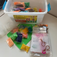 Used Beading kit for handcrafts NEW in Dubai, UAE