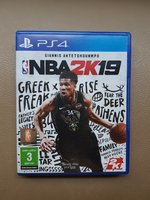 Used NBA 2k19 for PS4 in Dubai, UAE