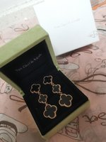 Used Van Cleef Alhambra Earrings in Dubai, UAE