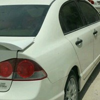 Used Honda Civic 2008 Full Automatic vgc in Dubai, UAE