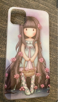 Used iPhone 11 Pro Max LV cover art girl in Dubai, UAE