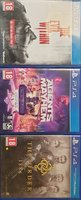 Used 3 games for playstation 4 in Dubai, UAE