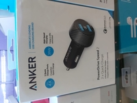 Used Anker car fast charger offer in Dubai, UAE