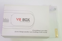 Used New VR Box 3D glasses still in box in Dubai, UAE