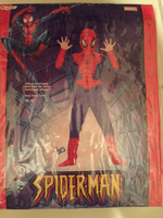 Used BRAND NEW SPIDERMAN COSTUME + SWEATSHIRT in Dubai, UAE