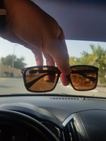 Used Polarized Denver  SUNGLASSES ITALIAN in Dubai, UAE